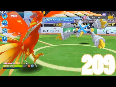Poketown Legendary (Pokemon Adventure) Legendary Trial - Android IOS Gameplay Part 209