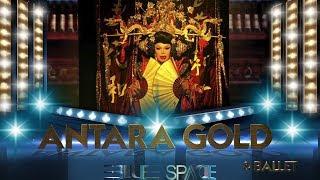 Blue Space Oficial - Antara Gold e Ballet - 26.11.17