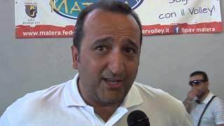 02-07-2014: tdrvolley2014, Puglia in semifinale intervista a Vincenzo Fanizza
