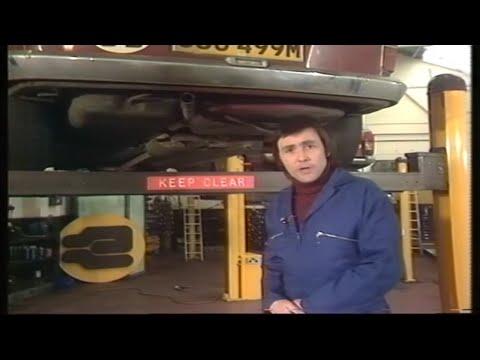 How to repair your exhaust   1970s Car repair   1970s Cars   Drive in   1976
