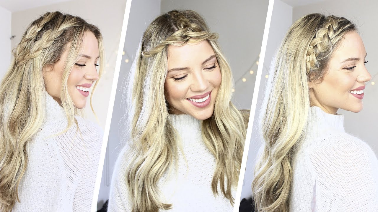 Image Result For Cool Easy Hairstyles For Medium Hair