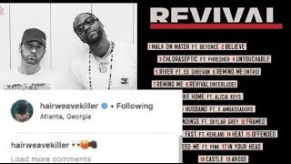 2Chainz Post Pic Showing Anger At Eminem For Taking Him Off His Album For Phresher!