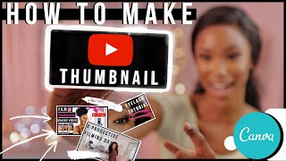 How to Make Custom YOUTUBE THUMBNAILS that GETS VIEWS for FREE   Beginner Tutorial