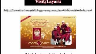 Nasyid oleh Fareast - Saat Lafaz Sakinah