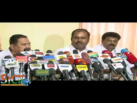 Minister RB Udayakumar Press Meet at Madurai
