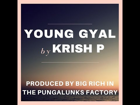 Young Gyal by Krishna Ramdass