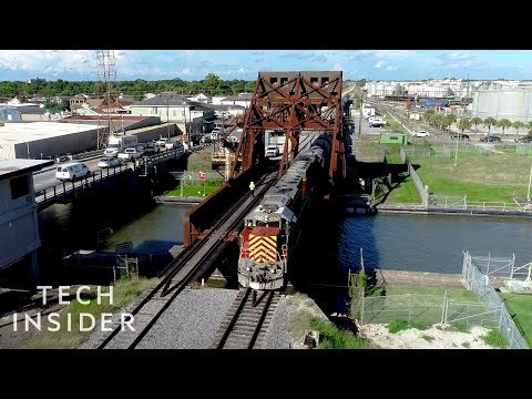 How The Railroad Industry Is Embracing New Technologies