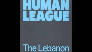 the human league - the lebanon (instrumental)