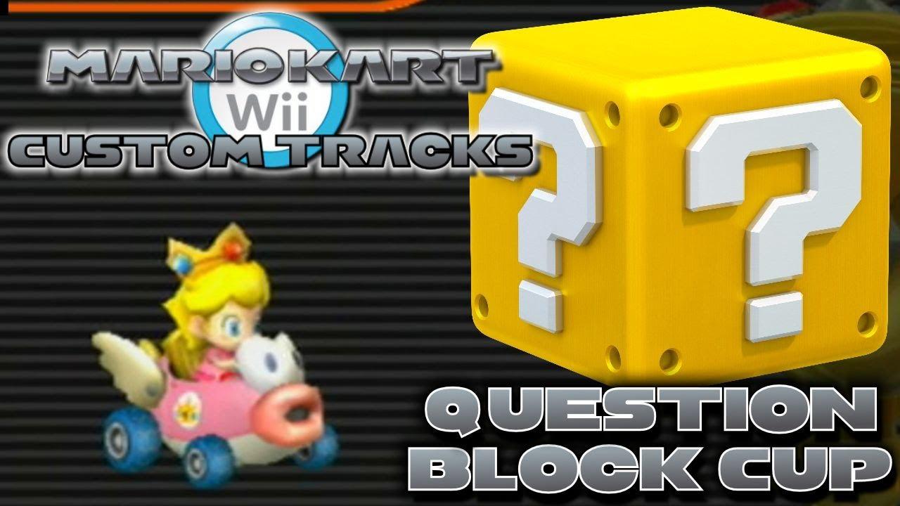 Mario Kart 64 Question Mark