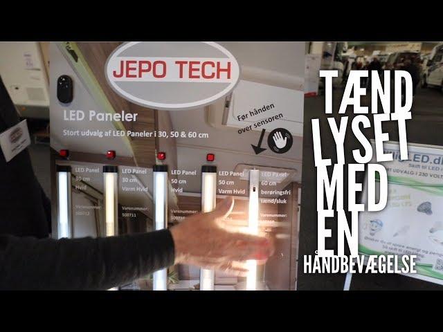 Nyheder fra JepoTech