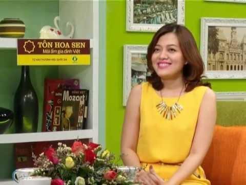 Nữ doanh nhân Trương Lý Hoàng Phi -- Chuyển Động [HTV9 - 27.04.2013]