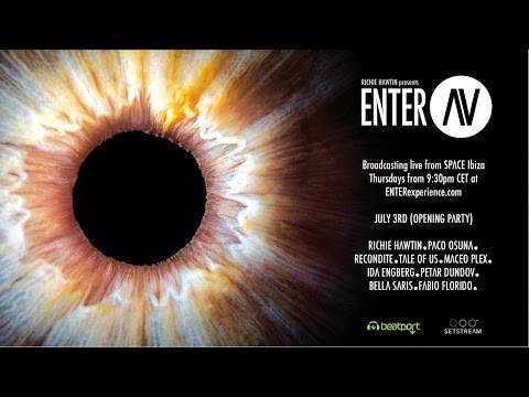 ENTER.AV Ibiza - Week 1 (July 3 2014)