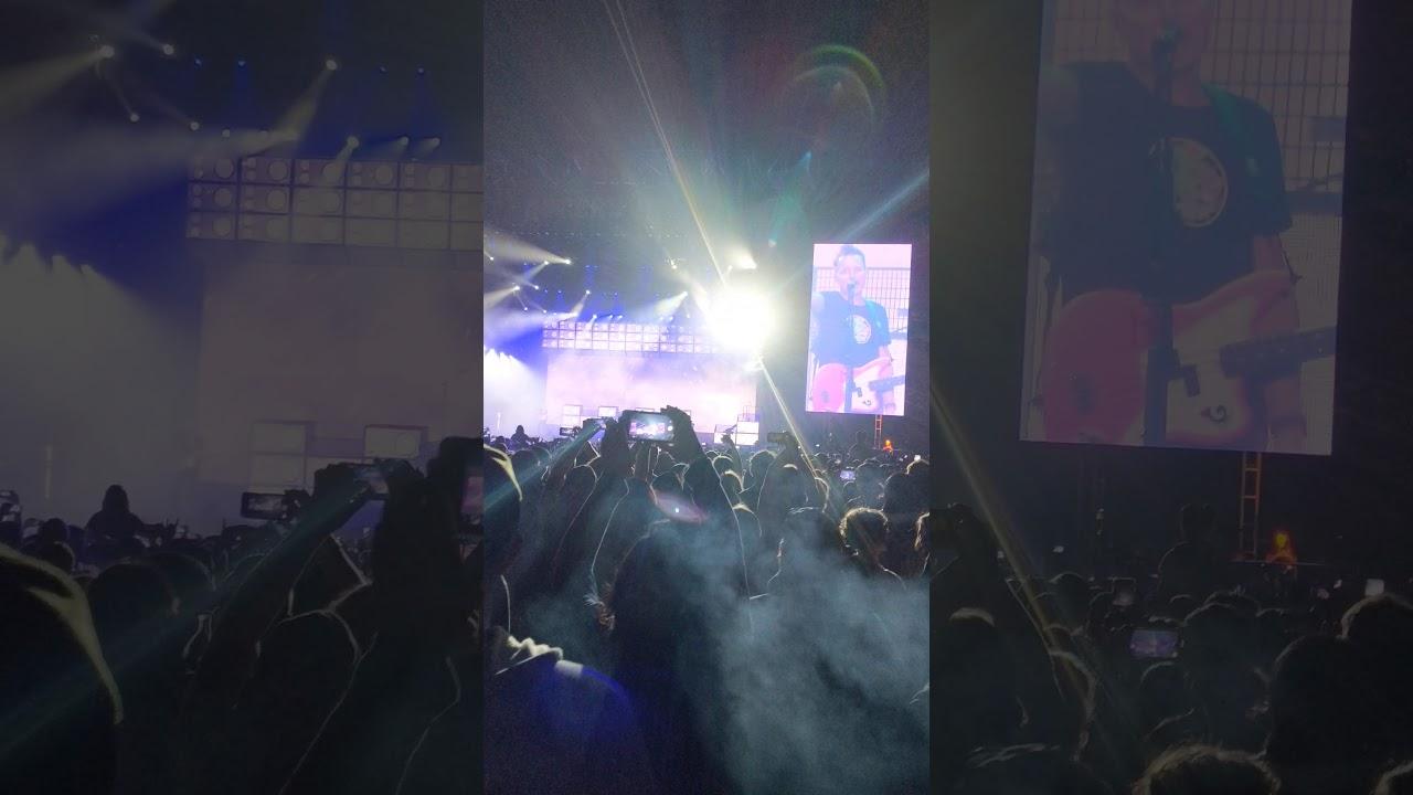 Blink 182 - I Miss You (Live @ Aftershock 2019) - YouTube