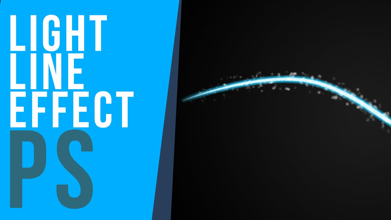 Photoshop tutorial light line effect youtube photoshop tutorial light line effect baditri Gallery