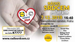 Radio srdcem pro Život dětem 2019 - LIVE