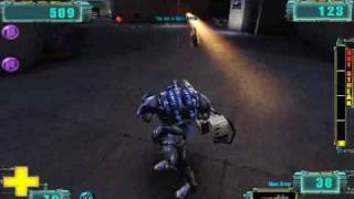X-Com Enforcer Gameplay