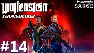 Zagrajmy w Wolfenstein: Youngblood PL odc. 14 - Bruder 2 Übergarde (BOSS)