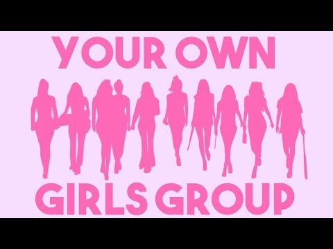 [KPOP GAME] Your Own Girls Group #1