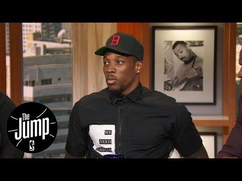 Eric Bledsoe talks friendship with LeBron James, trade rumors | The Jump | ESPN