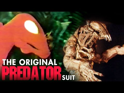 PREDATOR - Original Suit with Jean-Claude Van Damme