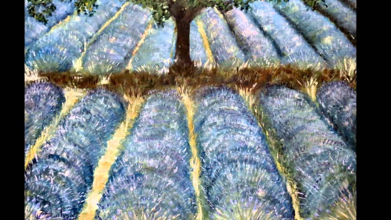 PC - Petula Clark - Si vous passez près du rhone - peinture, Jean-Marie Sturbois - YouTube
