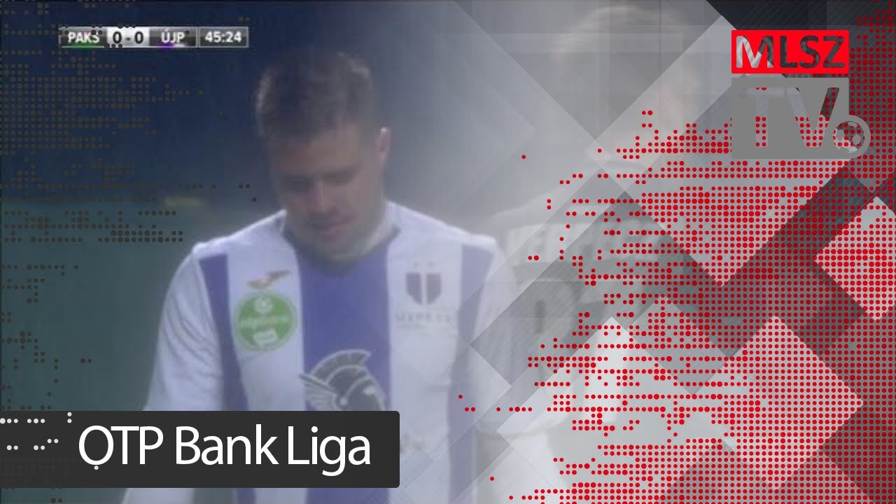 Paksi FC - Újpest FC | 0-0 (0-0) | OTP Bank Liga | 23. forduló | 2017/2018 | MLSZTV