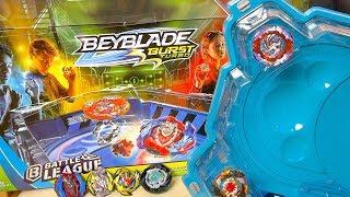 CHAMPIONSHIP CLASH BATTLE SET Unboxing & Test Battles!   Beyblade Burst Turbo/Cho Z SlingShock