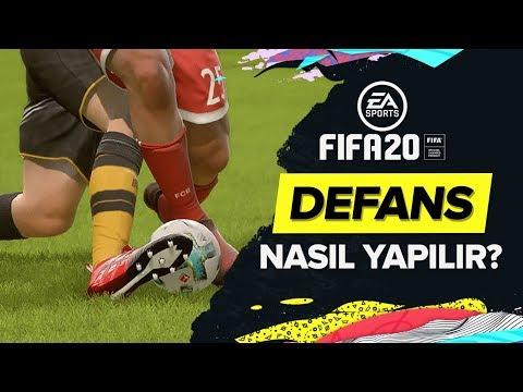 DEFANS NASIL YAPILIR? - FIFA 20 Okulu