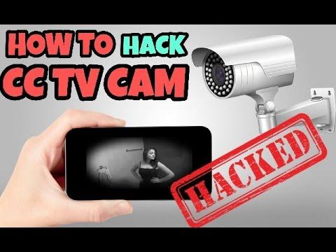 hack tv camera