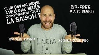 [TEST] COMBINAISON ZIP-FREE POUR RIDER TOUTE LA SAISON