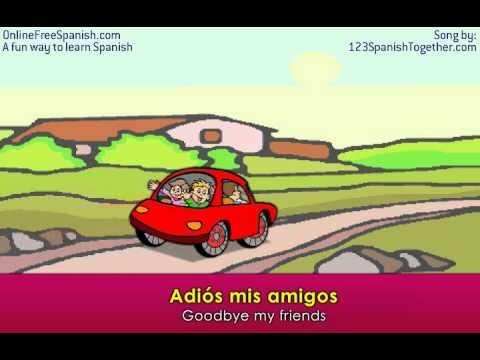 Adiós mis amigos  Goode