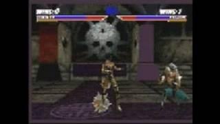 Mortal Kombat 4 Nintendo 64 Gameplay_1998_04_03