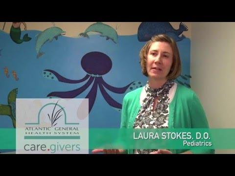 Meet Dr. Laura Stokes - Atlantic General Pediatrics
