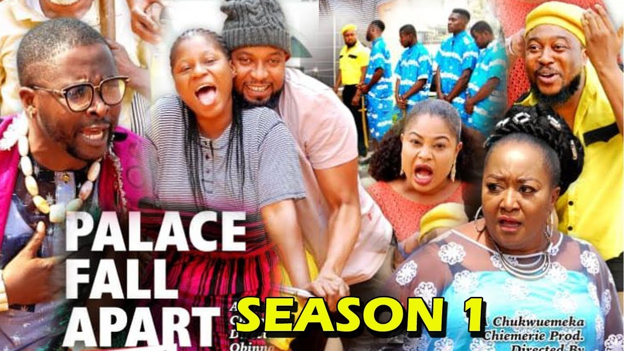Download PALACE FALL APART SEASON 1 - (New Movie) 2020 Latest Nigerian Nollywood Movie Full HD