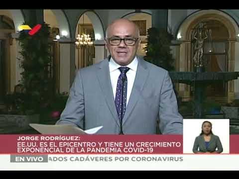 Venezuela responde a anuncio de Estados Unidos de enviar buques al Caribe en operación antidrogas