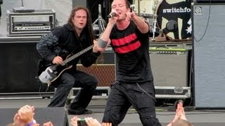 Thousand Foot Krutch - Welcome to the Masquerade [Live] Soulfest 2011