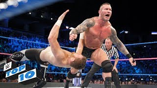 Top 10 SmackDown LIVE moments: WWE Top 10, October 24, 2017