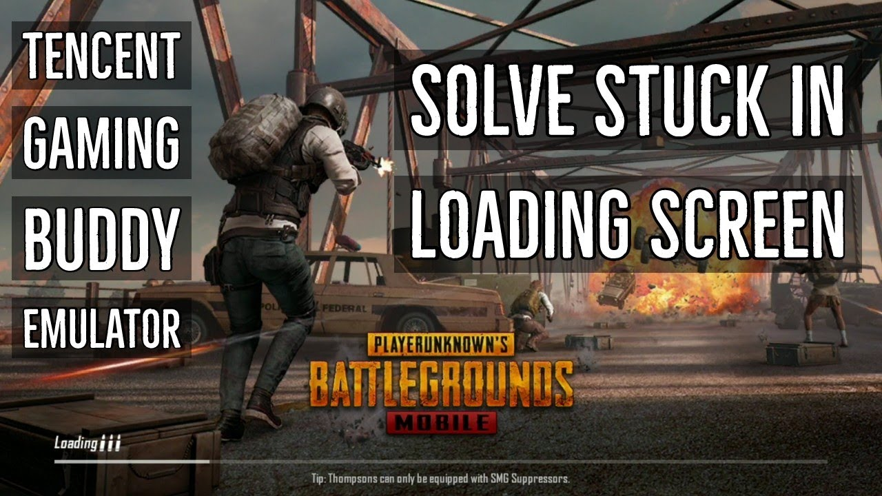 pubg bug loading screen