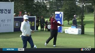Inbee Park second round highlights from the 2019 LPGA MEDIHEAL Championship