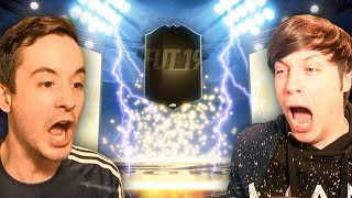 OUR PACK LUCK IS BACK WITH FIRST EVER FIFA 19 PACK OPENING!!