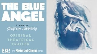 THE BLUE ANGEL [DER BLAUE ENGEL] Original 1930s Trailer (Masters of Cinema)