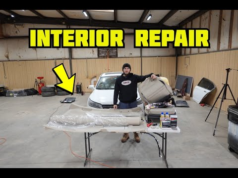 Rebuilding A Wrecked 2015 Honda Accord Part 2