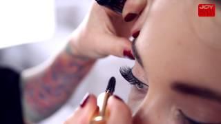 Lepení umělých řas vcelku / JOY Beauty Studio