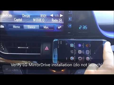 MirrorLink Samsung + RCD 330g + LG MirrorDrive videominecraft ru