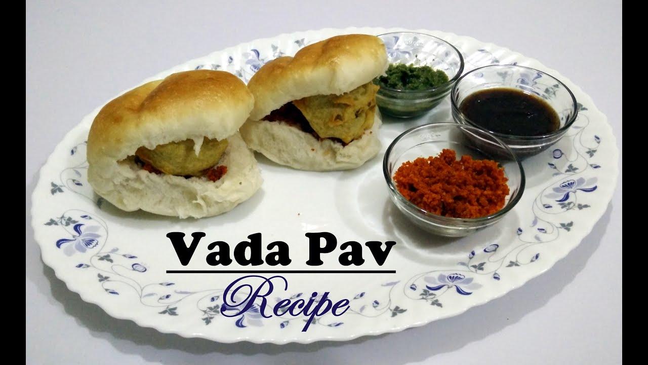Vada pav recipe in hindi by cooking with smita vada pav recipe in hindi by cooking with smita mumbai street food batata vada forumfinder Choice Image