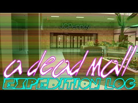 Chambersburg Mall in Scotland, PA - A Beautiful and Dying Mall -Expedition Log #9