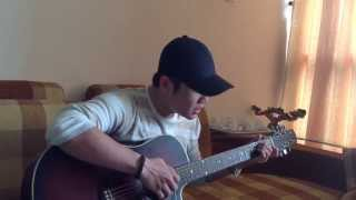 Mãi mãi bên em - guitar cover