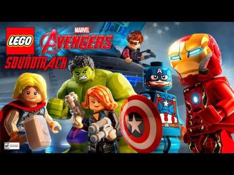 LEGO Marvel's Avengers OST - Manhattan Hub (Action)