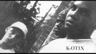 K-Otix - Do You Wanna Be an MC
