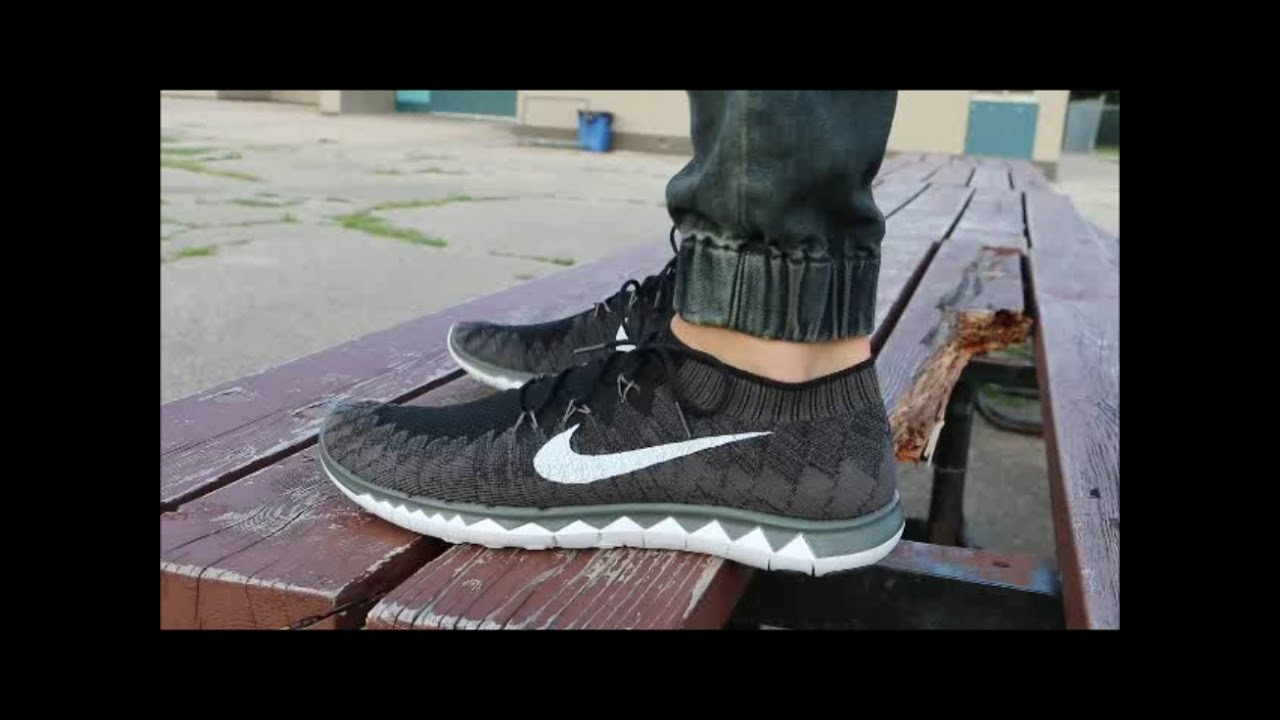 Nike free run 5.0 2014 on feet